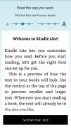 Amazon Kindle Lite immagine 6 Thumbnail