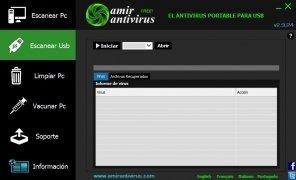 Amir Antivirus immagine 1 Thumbnail