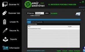Amir Antivirus imagem 2 Thumbnail