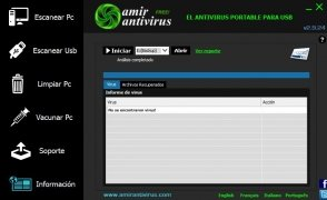 Amir Antivirus image 2 Thumbnail