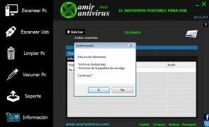 Amir Antivirus imagem 4 Thumbnail