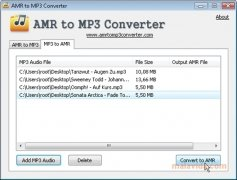 AMR to MP3 Converter Изображение 4 Thumbnail