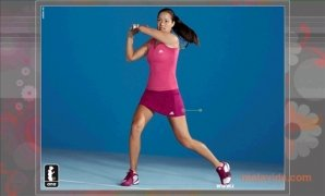 Ana Ivanovic Screensaver Изображение 1 Thumbnail