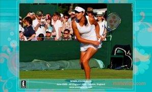 Ana Ivanovic Screensaver imagem 2 Thumbnail