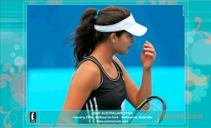 Ana Ivanovic Screensaver Изображение 3 Thumbnail
