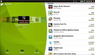 Android Market Изображение 1 Thumbnail