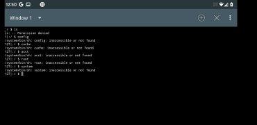 Android Terminal Emulator imagen 1 Thumbnail