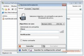 Androsa FileProtector imagen 1 Thumbnail