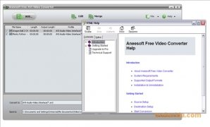Aneesoft AVI Video Converter imagem 3 Thumbnail