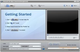 Aneesoft HD Video Converter Изображение 3 Thumbnail