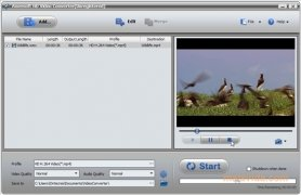 Aneesoft HD Video Converter immagine 4 Thumbnail