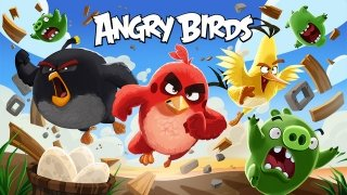 Angry Birds imagem 1 Thumbnail