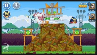 Angry Birds Friends Изображение 2 Thumbnail