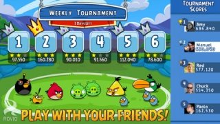 Angry Birds Friends image 1 Thumbnail