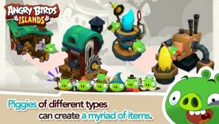 Angry Birds Islands Изображение 1 Thumbnail