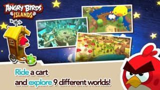 Angry Birds Islands Изображение 3 Thumbnail