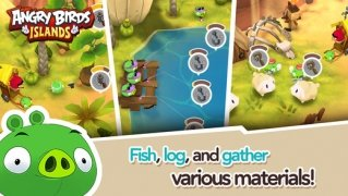 Angry Birds Islands immagine 4 Thumbnail
