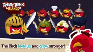 Angry Birds Islands Изображение 5 Thumbnail