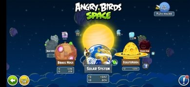 Angry Birds Space imagen 2 Thumbnail