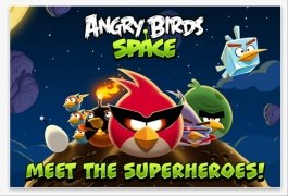 Angry Birds Space imagen 1 Thumbnail