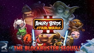 Angry Birds Star Wars imagen 1 Thumbnail