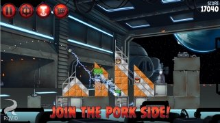 Angry Birds Star Wars bild 2 Thumbnail