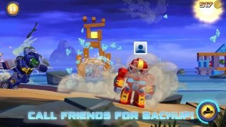 Angry Birds Transformers Изображение 4 Thumbnail