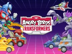 Angry Birds Transformers bild 1 Thumbnail