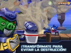 Angry Birds Transformers Изображение 5 Thumbnail
