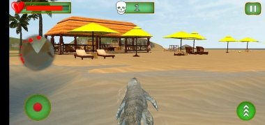 Angry Crocodile Family Simulator imagen 4 Thumbnail