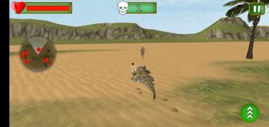 Angry Crocodile Family Simulator imagen 8 Thumbnail