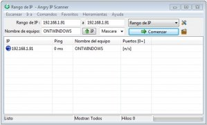 Angry IP Scanner imagem 2 Thumbnail
