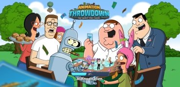 Animation Throwdown imagem 2 Thumbnail