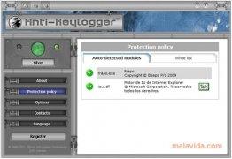 Anti-keylogger Изображение 1 Thumbnail