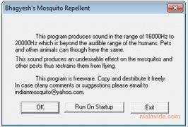 Anti Mosquitos imagen 1 Thumbnail