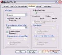 Antivirus VBA32 image 2 Thumbnail