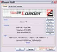 Antivirus VBA32 image 3 Thumbnail