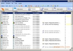 AnVir Task Manager immagine 2 Thumbnail