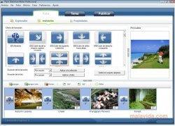 ANVSOFT Flash Slideshow Maker imagen 2 Thumbnail