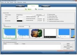 ANVSOFT Flash Slideshow Maker imagen 4 Thumbnail
