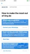 Any.do: To-do list & Calendar image 4 Thumbnail