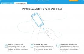 AnyTrans per iOS immagine 1 Thumbnail