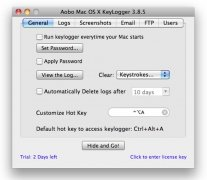 Aobo Mac OS X Keylogger image 1 Thumbnail