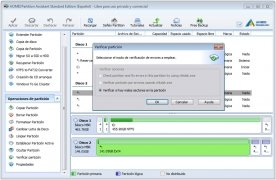 AOMEI Partition Assistant Изображение 6 Thumbnail