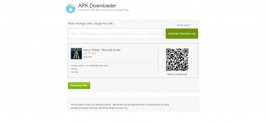 APK Downloader immagine 3 Thumbnail