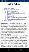 APK Editor imagen 5 Thumbnail