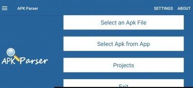 APK Parser imagen 1 Thumbnail