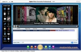 Aplus Video Converter image 1 Thumbnail