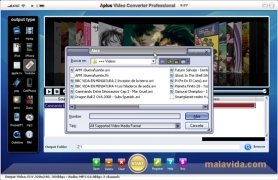 Aplus Video Converter image 2 Thumbnail