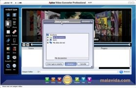 Aplus Video Converter immagine 3 Thumbnail